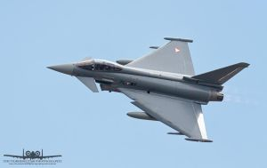 Eurofighter EF-2000 Typhoon S 7L-WF by Thunderbolt120