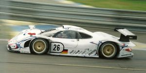 911 GT1 Le Mans 26 by Dany-Art