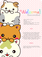 Cats ID by Tamabit