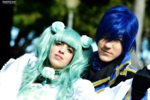 Cantarella Grace Edition - Miku and Kaito by MickySF02