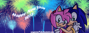 Happy New Year 2013 by amyrose7