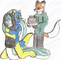 Happy Birthday Starsha by PieMan24601