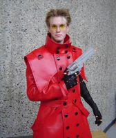 Vash Trigun Cosplay 2 by AmethystArmor