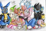 my favourite team by mmishee