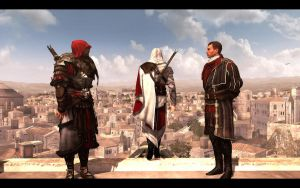 You are now an assassin by prochyprochy