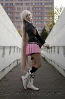 IA cosplay by Tessumomo