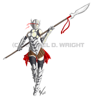 The White Knight by Renegade01