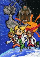 The Legend of Star Fox by Skull-the-Kid