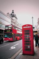 London by iamoutofdate