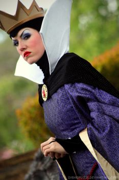 The Evil Queen 02 by DisneyLizzi