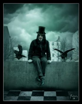 The Ravenmaster by Chatterly
