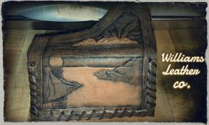 Williams Leather Wear by moonknight420