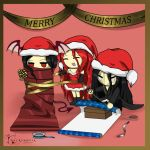 Christmas Wrapping by Sacrinoxia