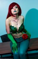 Poison Ivy 27 by Insane-Pencil