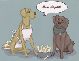 Hannibal Dogs by xxx-TeddyBear-xxx
