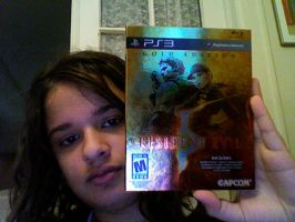 RE5 Gold Edition Cover-Box by TheTrueCreeper