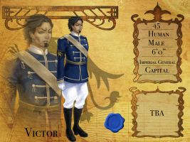 General Victor by DominusAtra