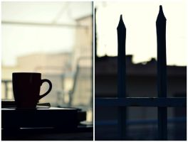 Afternoon coffee by pennyclicks