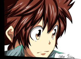 Tsuna by julcha97