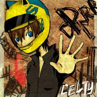 Celty:Roar out loud by TypeVEE