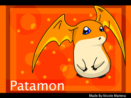 Patamon Wallpaper by Heavens-snow