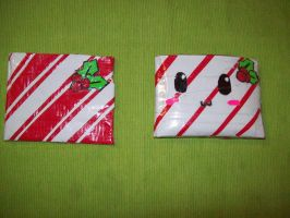 Christmas Wallets by CatHanyouShaye