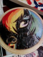 This coaster is 20 percent cooler by cutiechibi