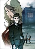 Doctor Who - DOOMSDAY by dronio