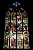 Church Window by myINQI