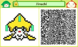 Pushmo: Jirachi by st3rn1