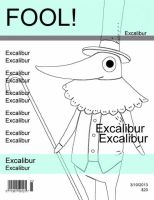 FOOL! Magazine, Excalibur edition by Tylantta9