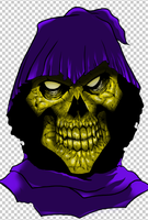 Skeletor wip by thecrow1299