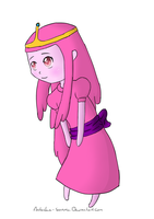 princess Bubblegum by sonnio