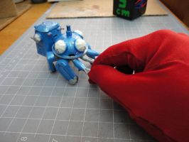 Mini Tachikoma by BRSpidey