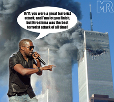 Kanye Speaks Out by hazyoasis