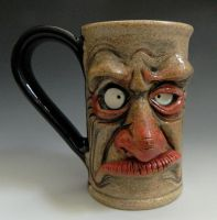 Grumpy Mug- FOR SALE by thebigduluth