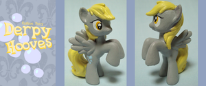 custom pony: blind bag Derpy by frostfire14