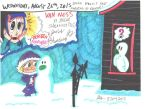 Snow One Alive! by Josiah-Shockency-JCS
