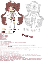 Yoyi ref by Purrinee