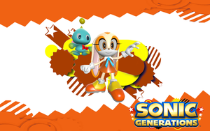 Sonic Generations-Cream by Nibroc-Rock