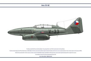 Avia CS-92 Czechoslovakia 1 by WS-Clave