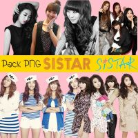 Pack PNG [SISTAR] by Dinohyun