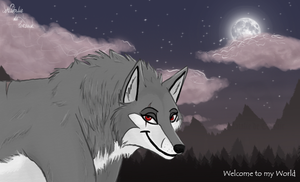 NdC the Wolf by NatalieDeCorsair