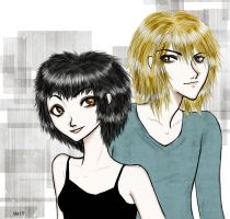 Alice and Jasper by Molien