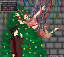 ATLA Decoration trouble by vick330