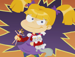 Angelica Pickles by HoppyBadBunny