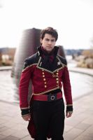 Front of Uniform by citizenkaneV