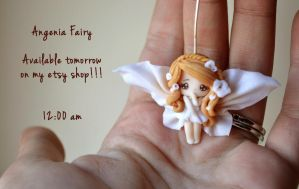 fairy Angenia kawaii by AngeniaC