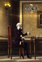 Alois playing Chess by AloisPhantomhive