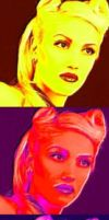 Gwen Colors by 1JesusOfSuburbia